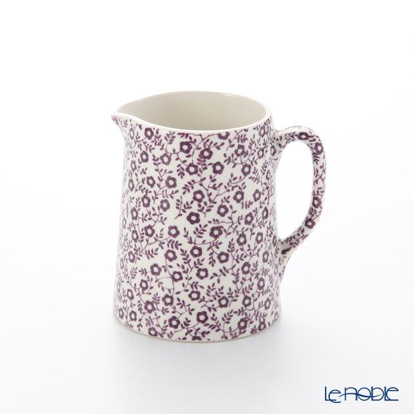 Burleigh Pottery Mulberry Felicity Mini Tankard Jug 160 ml / 0.25 pt