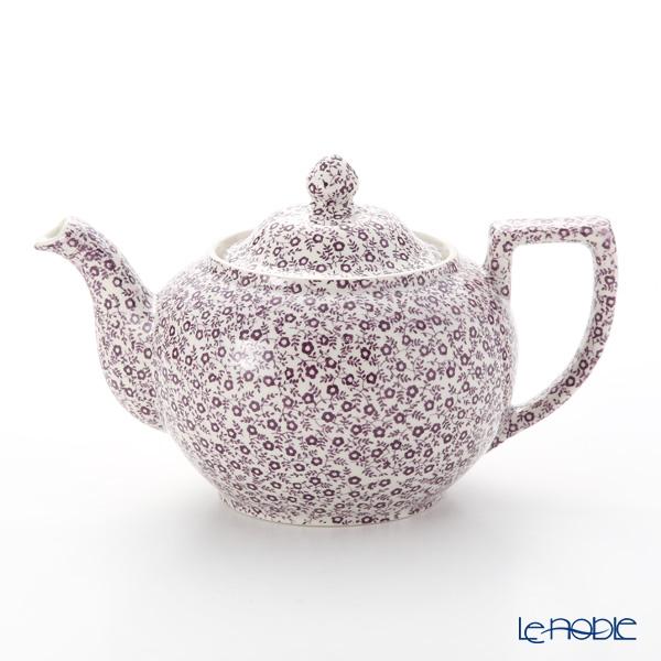 Burleigh Pottery 'Mulberry Felicity' Tea Pot (L) 800ml