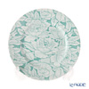 Burleigh Fortnum & Mason limited collaboration Hibiscus plates 21.5 cm