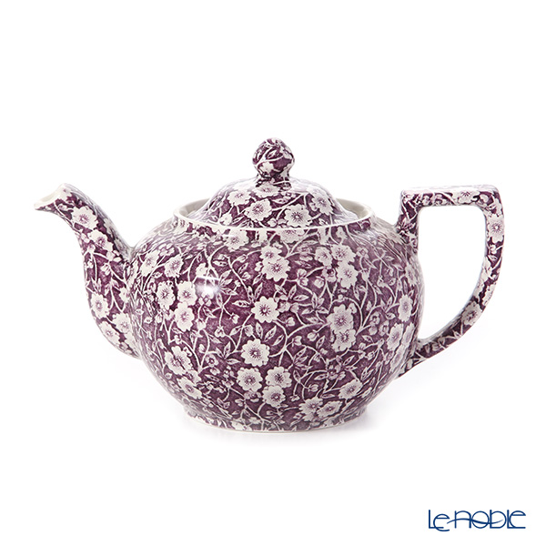Burleigh Pottery Marberry Calico Teapot (L) 800ml