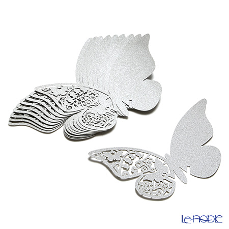 Talking Tables Something in the Air Place Cards Silver S-AIR-PLCARDSIL