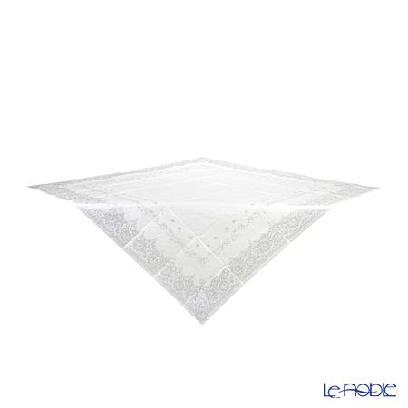 トーキングテーブルズ テーブルカバー 140×140 1枚シルバー PPS-TCOVER
