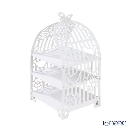 Talking Tables Something in the Air Bird Cage Cake Stand, S-AIR-BIRDCAGE