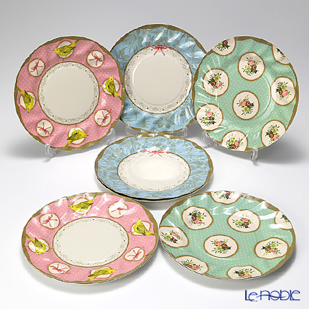 Talking Tables Frills and Frosting Plates FF-PLATES