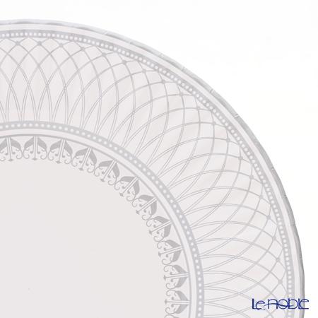 Talking Tables トーキングテーブルズ 紙皿 27cm 1柄8枚入シルバー PPS-PLATE-LRG