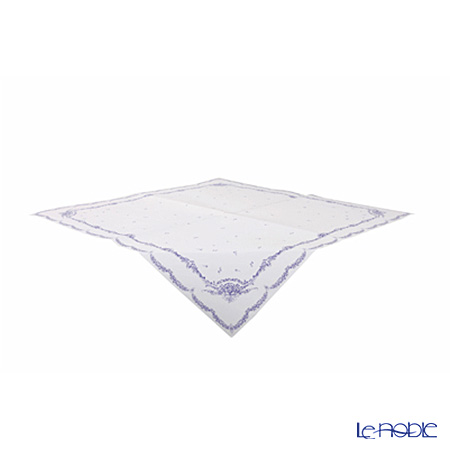 Talking Tables Party Porcelain Blue Table Cover, PPB-TCOVER