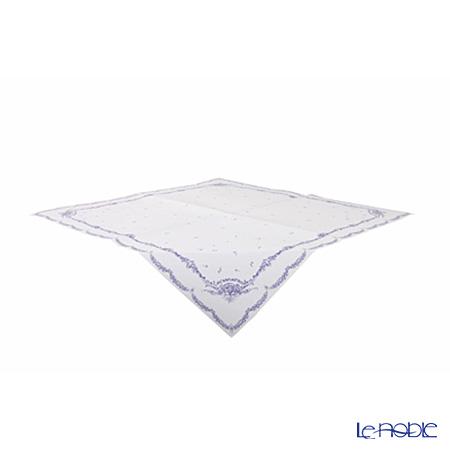 Talking Tables トーキングテーブルズ テーブルカバー 140×140 1枚 ポーセリンブルー PPB-TCOVER
