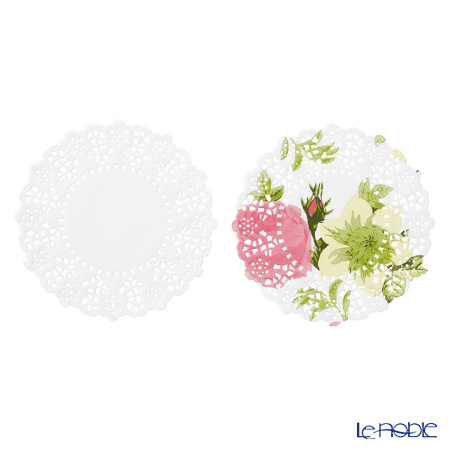 Talking Tables Blossom & Brogues Mini Doily, BLOS-DOILY