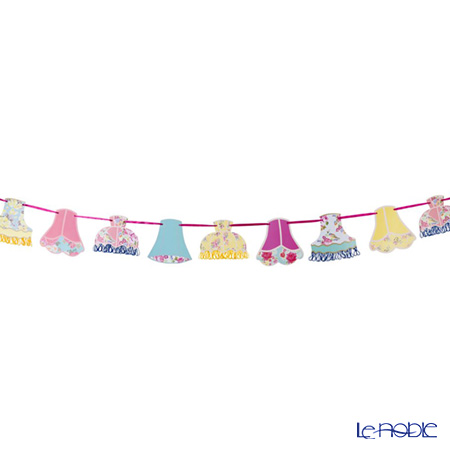 Talking Tables Truly Scrumptious Lampshade Garland, TS4-LAMPBUNTING