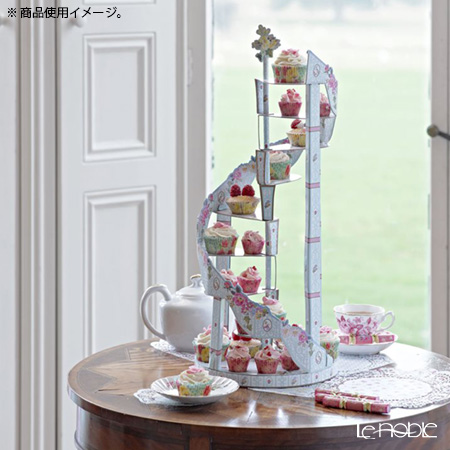 Talking Tables 'Truly Scrumptious' [Paper] Spiral Cake Stand H56cm