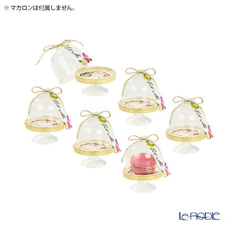 トーキングテーブルズ ミニ★ケーキドーム6個セットアリス TSALICE-DOME