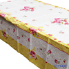Talking Tables Truly Scrumptious Yellow Flower Table Cover V3 TS5-TCOVER