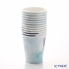 Talking Tables 'Coastal' [Paper] Cup 210ml (set of 20 / 2 patterns)