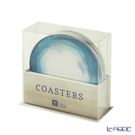 Talking Tables トーキングテーブルズ コースター 12枚入コーストブルー COAST-COASTER 4種各3枚