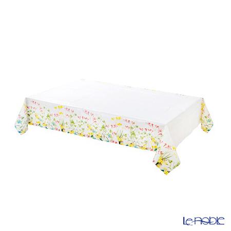 トーキングテーブルズ テーブルカバー 180×120cm 1枚フェアリーフラワー TRULY-TCOVER 紙製
