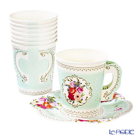 Talking Tables Truly Scrumptious Teacup & Saucer set TS6-CUPSET