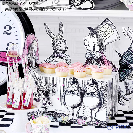 Talking Tables 'Truly Alice - Buffet Stand' [Paper] Center Piece H44cm