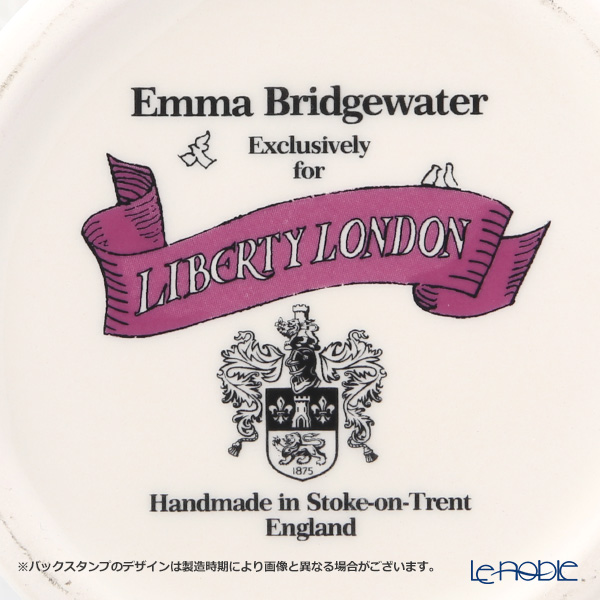 Emma Bridgewater / Earthenware 'Liberty Building' [Exclusively for Liverty London] Mug 284ml