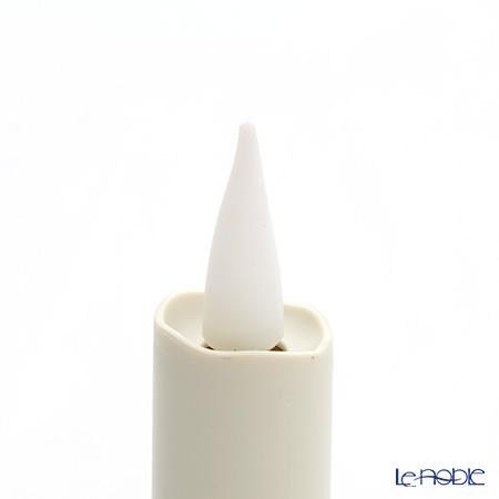 LEDキャンドル Smart Flame スマートフレイム SF211-1テーパーキャンドル 電池式 リモコン対応可能(※リモコンは別売り※)