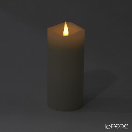 LEDキャンドル Smart Flame スマートフレイム SF112ピラーキャンドルL 電池式 リモコン対応可能(※リモコンは別売り※)