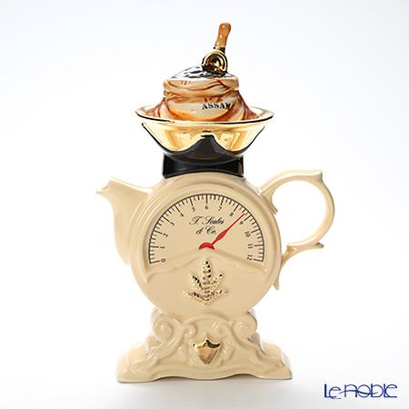 ティーポッタリー Teapotteryスケール(クリーム) 26×17.5 M