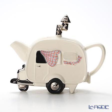 ティーポッタリー Teapottery キャラバン(クリーム) 16×19 M