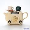 Tipottary Teapottery Radio (cream) 18 x 23 M