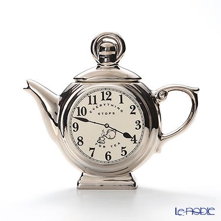 ティーポッタリー Teapottery ポケットウォッチ(シルバー) 17×19 S