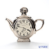 Teapottery Pocket Watch, silver S