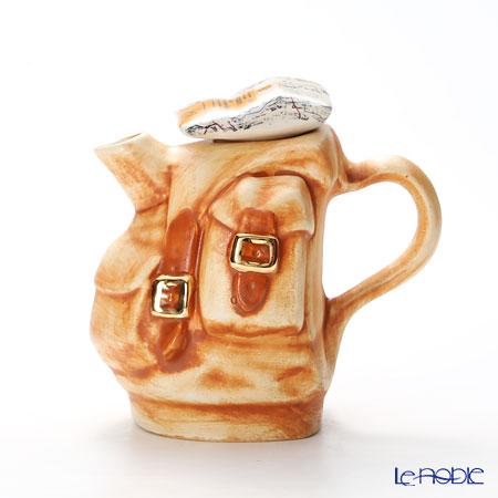 ティーポッタリー Teapottery リュックサック S
