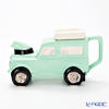 Teapottery Land Rover Teapot, pastel green S