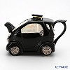 Teapottery 'Smarty Car' Black Tea pot (S)