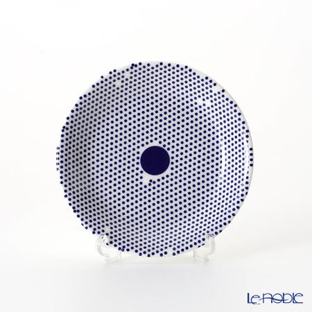 フラックス ストークオントレント Bendot ミニプレート 11.8cm(コバルト)