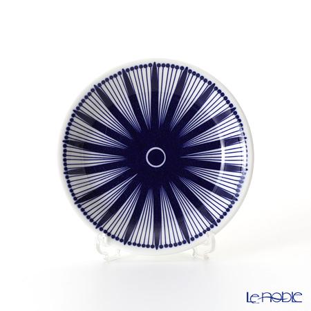 フラックス ストークオントレント Tropical ミニプレート 11.8cm(コバルト)