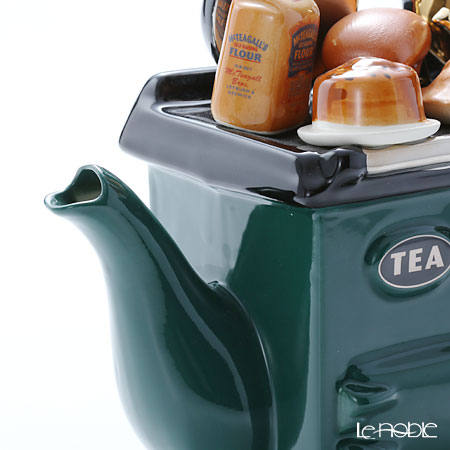 Tipottary Teapottery AGA baking day (green) L