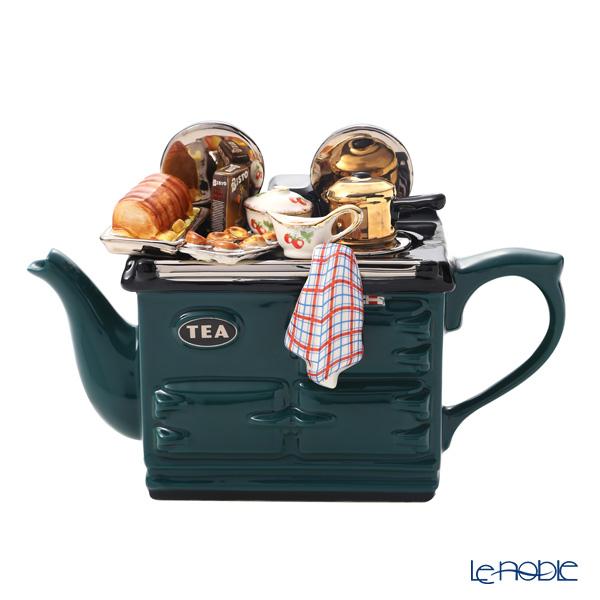 ティーポッタリー Teapottery サンデイランチ AGA(グリーン) L