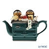 Tipottary Teapottery Classic AGA Green L