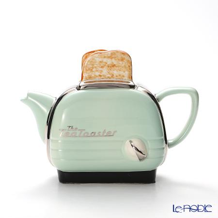 ティーポッタリー Teapottery トースター(グリーン) M