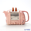 Tipottary Teapottery Retro toaster (Pink) 13 x 20.5 M
