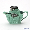 Tipottary Teapottery Catcher (green) S