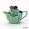 ティーポッタリー Teapotteryキャットチェア(グリーン) S