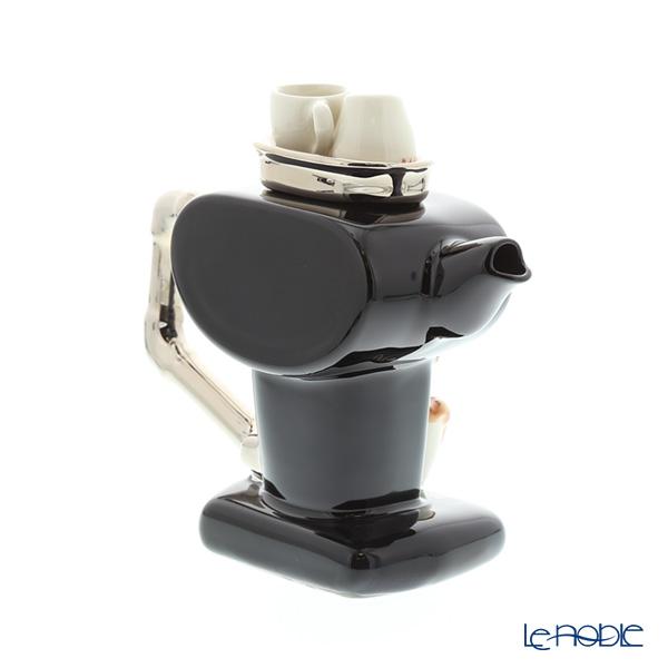 Tipottary Teapottery Single espresso machine (black) S