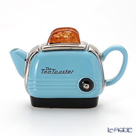 ティーポッタリー Teapottery トースター(ブルー) S