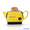 Tipottary Teapottery Toaster (yellow) 12 x 16 S