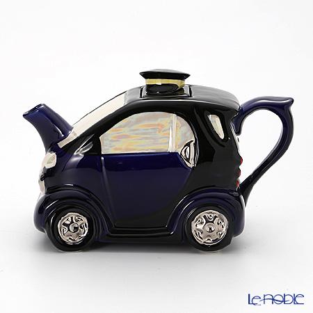 ティーポッタリー Teapottery スマーティー(ブルー) S