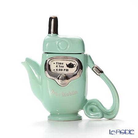 ティーポッタリー Teapottery モバイルフォン(グリーン) 18×17