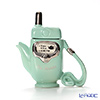 Teapottery Mobile Phone Teapot, green S