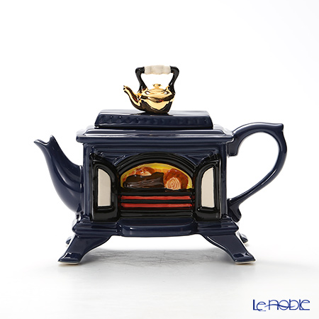 Tipottary Teapottery Stove (blue) 13 x 19 S