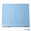 Thompson Cushion cover silk Solid light blue