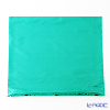 Thompson Cushion cover silk Solid emerald green